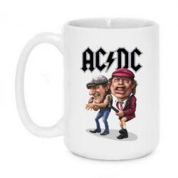 Кружка 420ml AC/DC Art