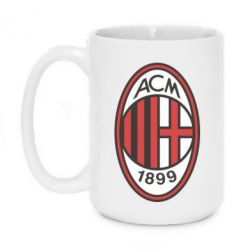 Кружка 420ml AC Milan - FatLine