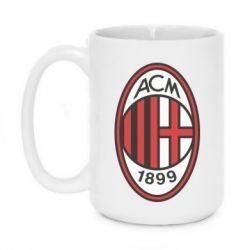 Кружка 420ml AC Milan