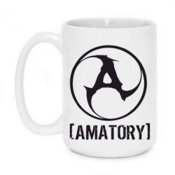 Кружка 420ml Amatory