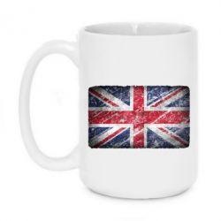 Кружка 420ml Англия - FatLine