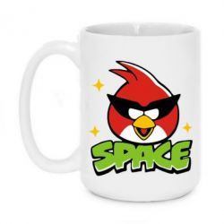 Кружка 420ml Angry Birds Space