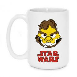 Кружка 420ml Angry Birds Star Wars 1 - FatLine