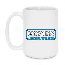 Кружка 420ml Angry Birds Star Wars 4