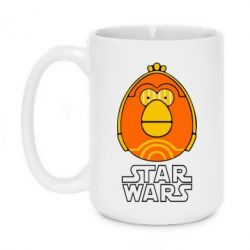 Купить Кружка 420ml Angry Birds Star Wars, FatLine