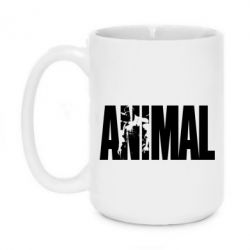 Кружка 420ml Animal Powerlifting