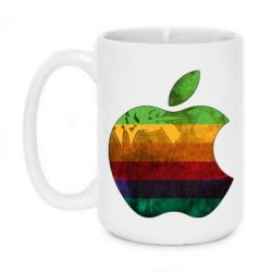 Кружка 420ml Apple Graffity - FatLine