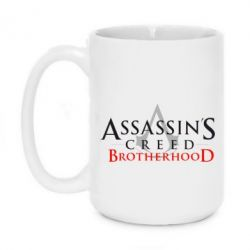 Кружка 420ml Assassin's Creed Brotherhood - FatLine