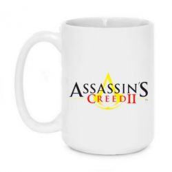 Кружка 420ml Assassin's Creed ll - FatLine