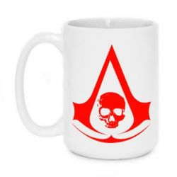 Кружка 420ml Assassin's Creed Misfit - FatLine