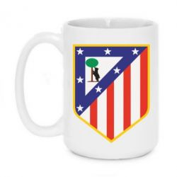 Кружка 420ml Atletico Madrid