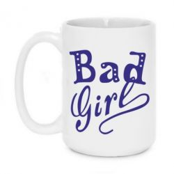 Кружка 420ml Bad Girl - FatLine