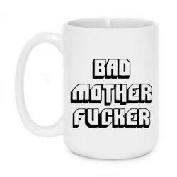 Кружка 420ml Bad Mother F*cker - FatLine