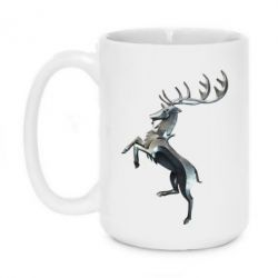 Кружка 420ml Baratheon Metal Logo - FatLine