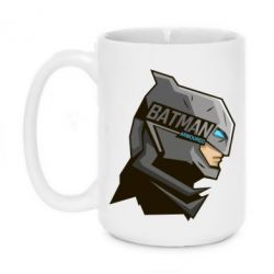 Кружка 420ml Batman Armoured - FatLine