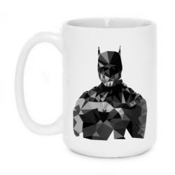 Кружка 420ml Batman Triangles