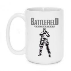 Кружка 420ml Battlefield 2 - FatLine