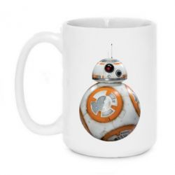 Кружка 420ml BB-8 - FatLine