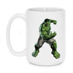 Кружка 420ml Big Hulk - FatLine