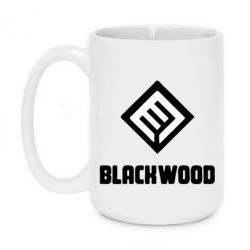 Кружка 420ml Blackwood Warface - FatLine