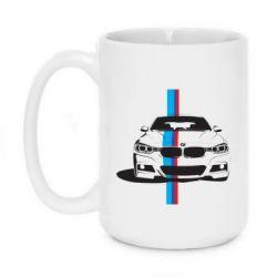 Кружка 420ml BMW F30 - FatLine