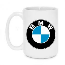Кружка 420ml BMW Small - FatLine