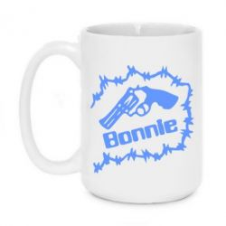 Кружка 420ml Bonnie - FatLine