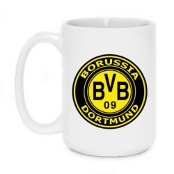Кружка 420ml Borussia Dortmund - FatLine