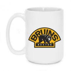 Кружка 420ml Boston Bruins - FatLine