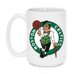 Кружка 420ml Boston Celtics