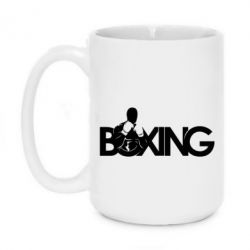 Кружка 420ml Boxing Art