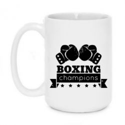 Кружка 420ml Boxing Champions - FatLine