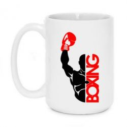Кружка 420ml Boxing Fighter