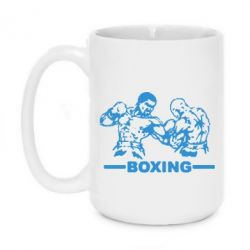 Кружка 420ml Boxing Fighters