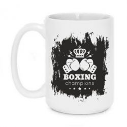 Кружка 420ml Boxing Vintage - FatLine