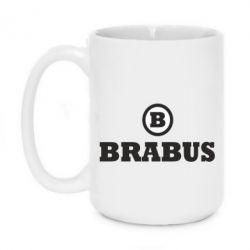 Кружка 420ml Brabus - FatLine