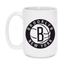 Кружка 420ml Brooklyn New York - FatLine