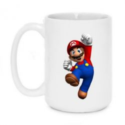 Кружка 420ml Brother Mario