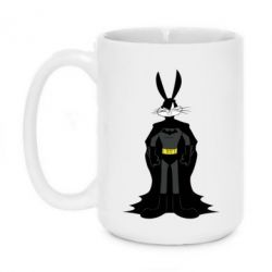 Кружка 420ml Bucks Bunny Batman - FatLine