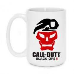 Кружка 420ml Call of Duty Black Ops 2 - FatLine