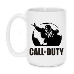 Кружка 420ml Call of Duty Logo - FatLine