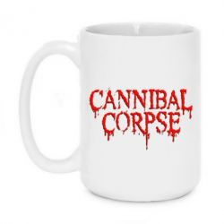 Кружка 420ml Cannibal Corpse