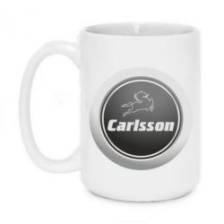 Кружка 420ml Carlsson - FatLine