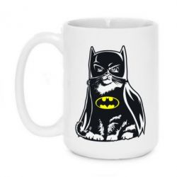 Кружка 420ml Cat Batman - FatLine