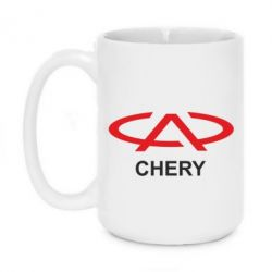 Кружка 420ml Chery - FatLine