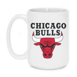 Кружка 420ml Chicago Bulls Classic - FatLine