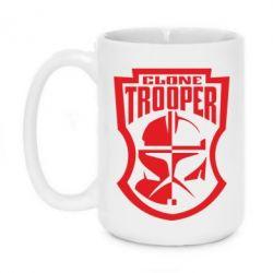 Кружка 420ml Clone Trooper - FatLine