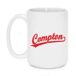 Кружка 420ml Compton Vintage - FatLine