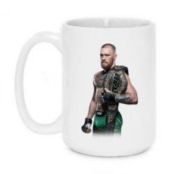 Кружка 420ml Conor McGregor Belt - FatLine