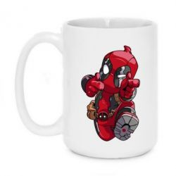 Кружка 420ml Cool DeadPool